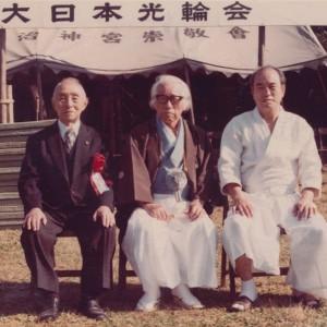 昭和52年度 明治神宮例祭奉納