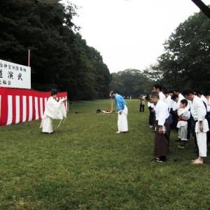平成25年度 明治神宮例祭奉納