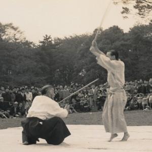 昭和32年度 明治神宮例祭奉納